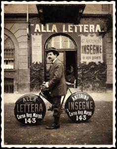 Alla lettera Corso Regina Margherita