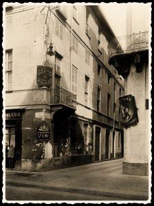 Banco di Pegni - Via Dei Mercanti