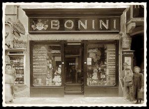 Bonini - Via Roma - 1890