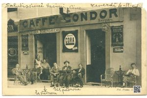 Caffè Condor - Via Corte d'Appello, adiacente P.zza Savoia - 1935