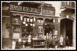 Deposito Vetri Cristalli Specchi Cornici - Via Lanzo