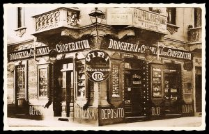 Drogheria e Coloniali uso Cooperativa - Borgo San Paolo (Via Monginevro ang. Via Gambasca)