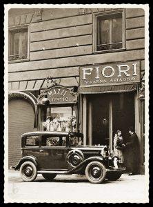 Fiori Serafina Ariagno - Via Pietro Micca - 1935