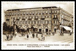 Grand Hotel Ligure et d Agleterre - Piazza Carlo Felice