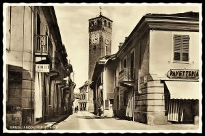 Grugliasco - Via Torino