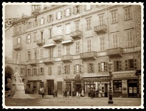 Piazza Paleocapa