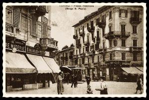 Piazza Peschiera
