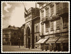 Piazza Statuto - 1944