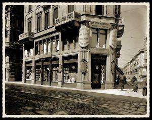 Via Pietro Micca - 1911