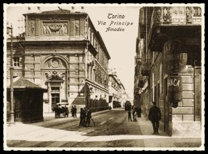 Via Principe Amedeo