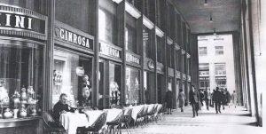Bar Ginrosa - Piazza San Babila