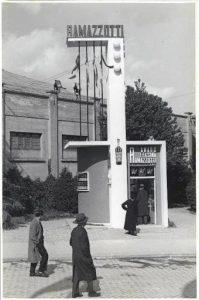 Chiosco Amaro Ramazzotti - Fiera Campionaria 1938