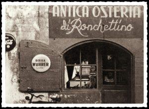 Antica Osteria di Ronchettino