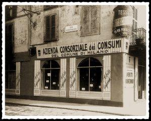 Azienda Consorziale dei Consumi – Via Pontaccio