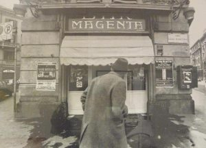 Bar Magenta - Via D'Ancona