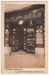 Bottega dell'Orologio – Via Cavour