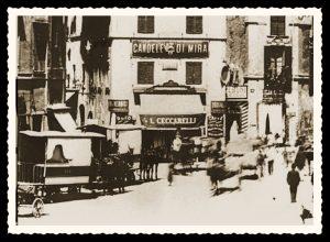 Candele di Mira - Piazza Montanara