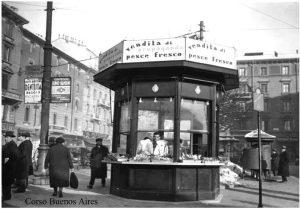 Chiosco del Pesce - Corso Buenos Aires