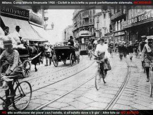 Corso Vittorio Emanuele - 1905