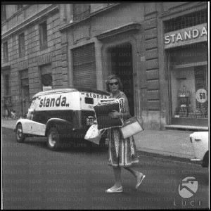 La Standa - Via Torino - anni '60