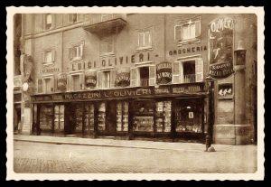Magazzini Luigi Olivieri - Via del Corso