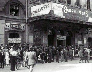 Stazione Nord, attuale Cadorna - Anni '30