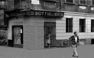 Tabacchi e Bottiglieria - Via Madonnina, Zona Brera