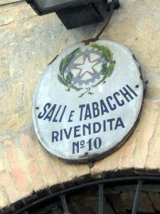 Sali e Tabacchi rivendita n°10
