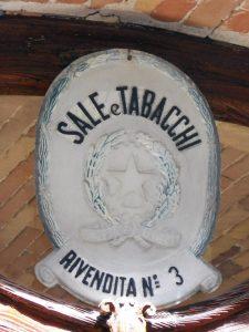 Sali e Tabacchi rivendita n°3