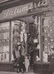 Antica Salumeria - Napoli - 1954