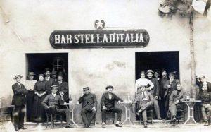 Bar Stella d'Italia - Imperia - anni '20