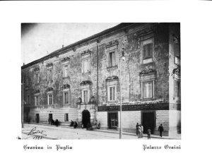 Caffè Risorgimento, Palazzo Orsini - Gravina di Puglia