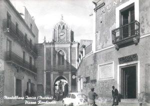 Circolo Jonio - Piazza Rondinelli, Montalbano Jonico