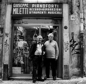 Ditta Pianoforti Miletti - Napoli