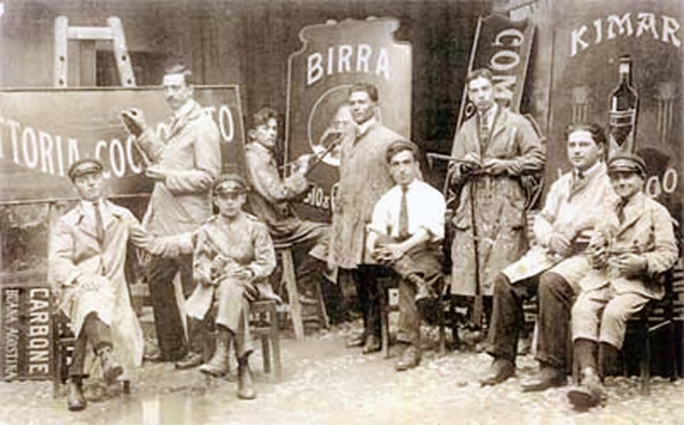 Fabbrica Artigiana delle Insegne Antiche