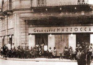 Gran Caffè Mazzocca - Barletta - anni '30
