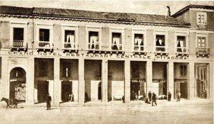 Grand Hotel Centrale - Crotone - fine '800