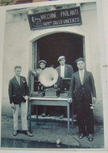 Macchine Parlanti Gallo Vincenzo