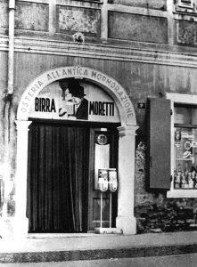 Osteria all'Antica Mormorazione - Birra Moretti