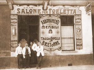 Salone per Toeletta