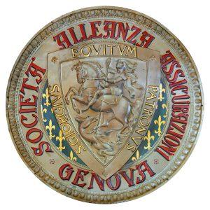 Società Alleanza Assicurazioni Genova