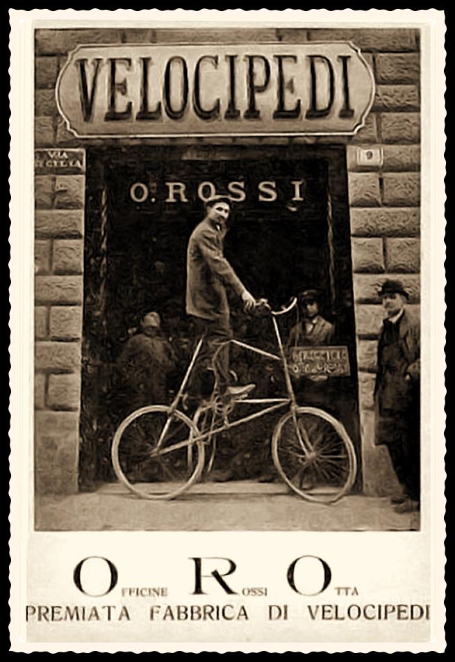 Velocipedi O. Rossi - Via Sicilia