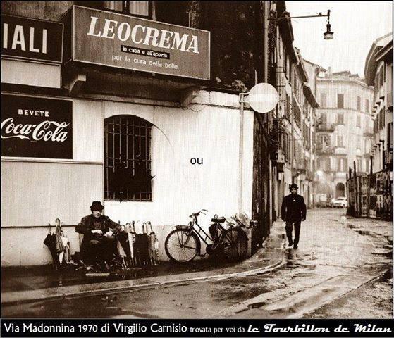 Via Madonnina – 1970