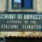 Stazione Climatica - Schiavi di Abruzzo