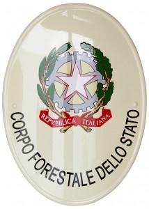 Stemmi per il Corpo Forestale dello Stato della Provincia di Parma