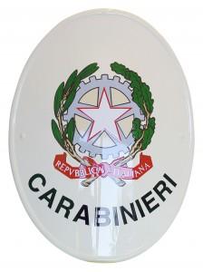 """Stemma per la Caserma dei Carabinieri di """"Sorgono"""""""