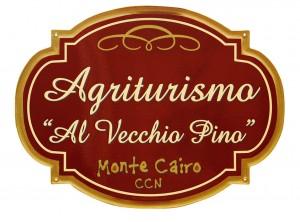 """Insegna per l'Agriturismo """"Al Vecchio Pino"""""""