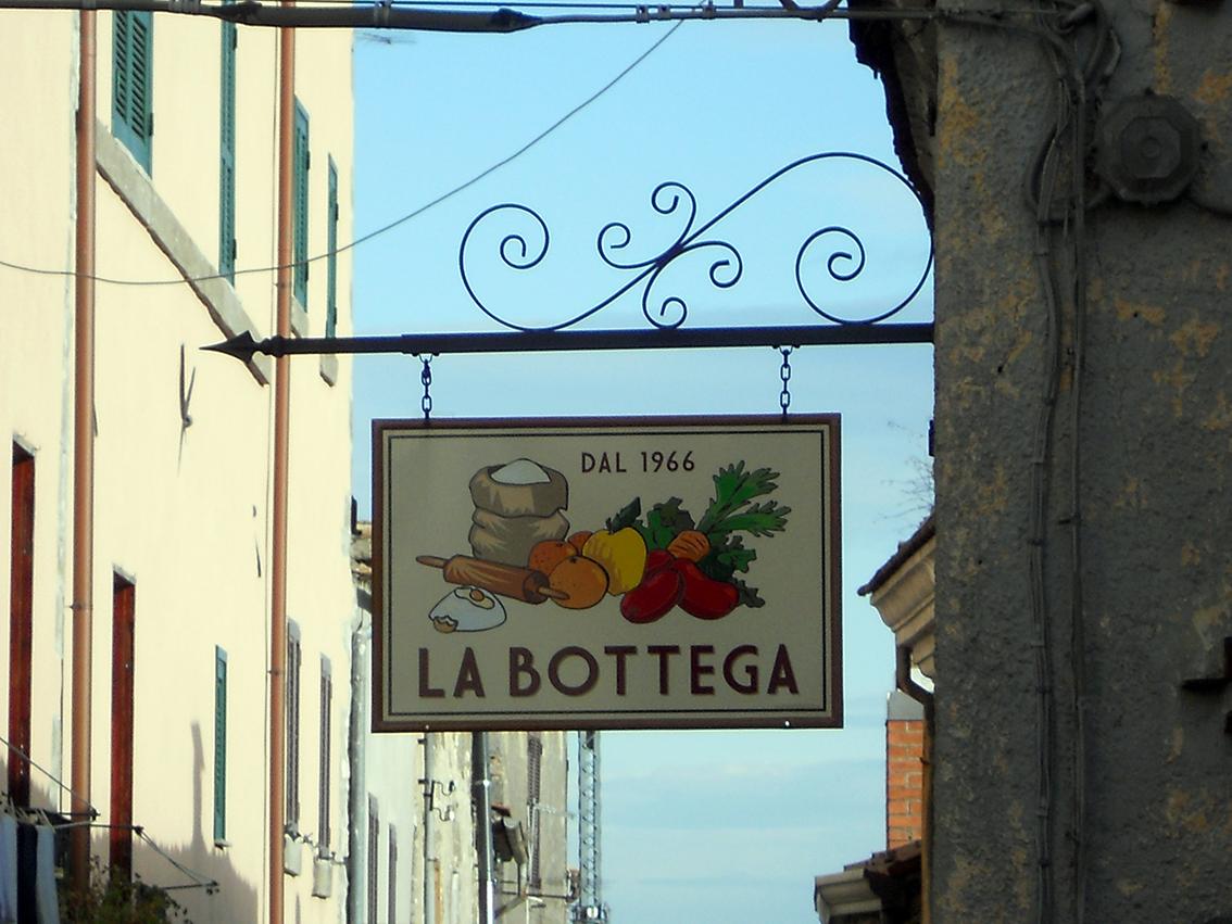 """Super Insegne per l'Alimentari """"La Bottega"""" – Accademia delle Insegne d  QJ51"""