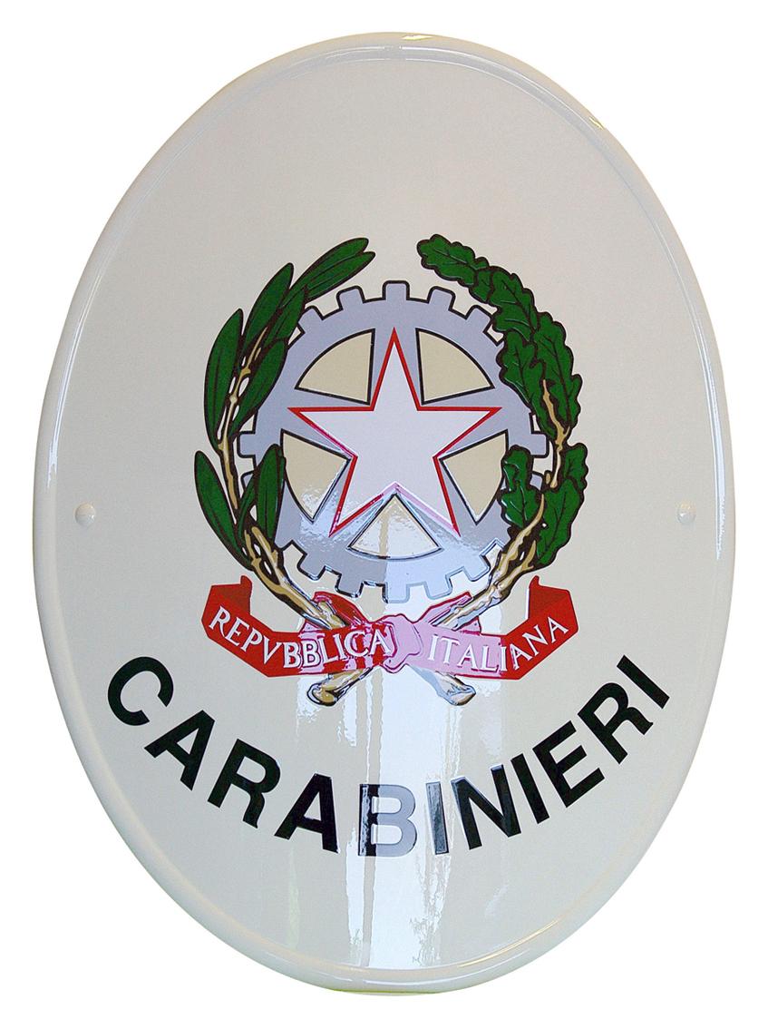 Stemma dei Carabinieri