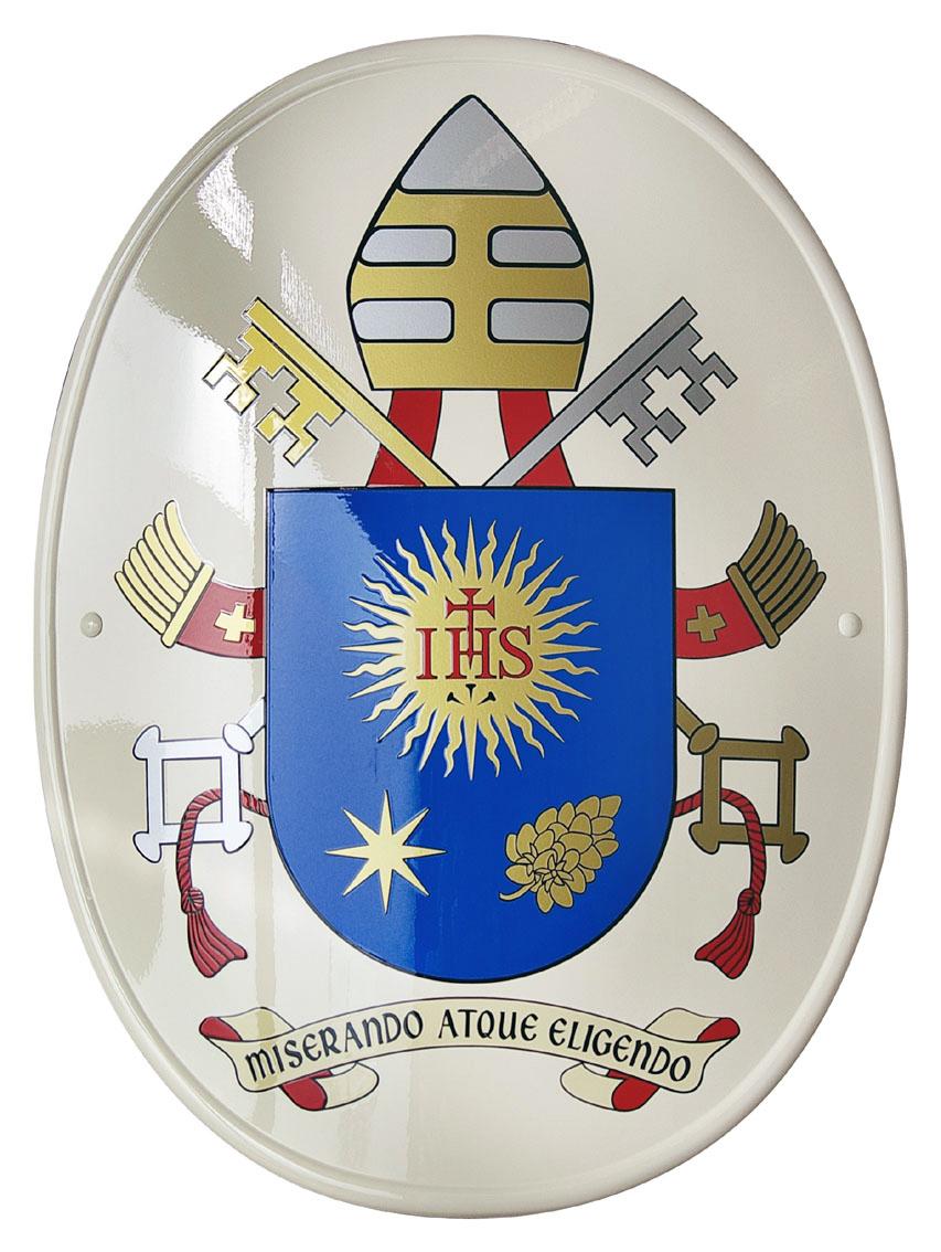 "Stemma istituzionale di ""Papa Francesco"""